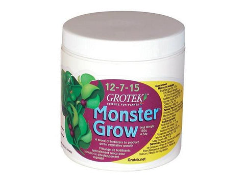 Grotek Nutrient / Additive - Monster Grow 130g