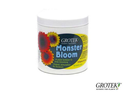 Grotek Nutrient / Additive - Monster Bloom 130g
