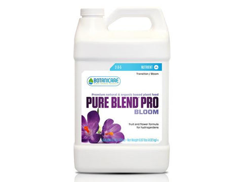 Botanicare Nutrient / Additive - Pure Blend Pro Hydro Bloom  1L