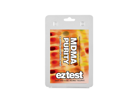 EZ-Test 2.0 Drug Purity and Adulterant Test Kits - Purity MDMA - 1/pack