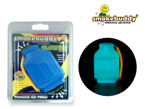 Smoke Buddy Personal Air Filter - Small (Junior) - Glow-In-The-Dark