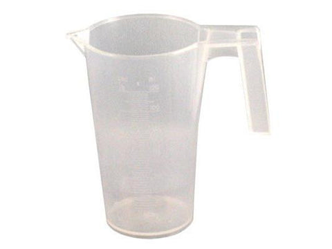 NoName Measuring Cup Plastic 120ml Medium Size 15041