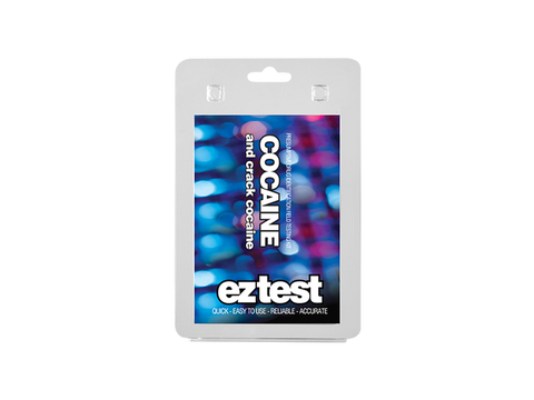 EZ-Test 2.0 Drug Purity and Adulterant Test Kits - Cocaine (Scott) - 1/pack