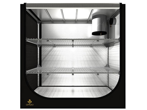 Secret Jardin Grow Tent Dark Propagator 4x2x4' DP120