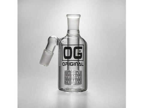 OG Original Glass AshCatcher OG-F2-001 Pirelli Perc 19mm 90degree