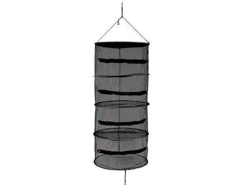 Rack (The) - Zippered 6-Section Hanging Drying Rack