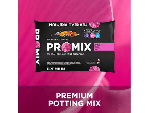 ProMix Growing Medium / Amendment - Soilless Mix - Potting Mix 5L