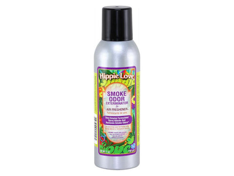 Smoke Odor Exterminator Spray Air Freshener 7oz - Hippie Love