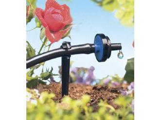 NoName Hydroponic Drip Emitter 1GPH Blue