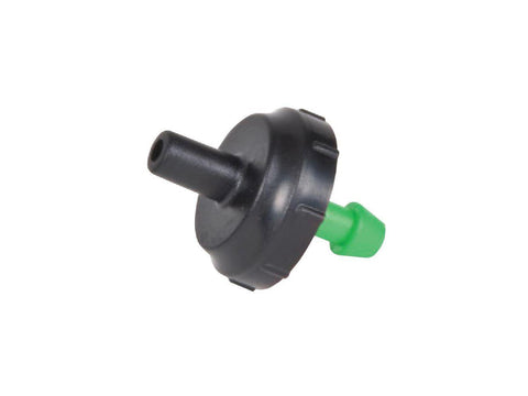 NoName Hydroponic Drip Emitter 2GPH Green 100/pack