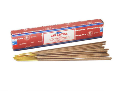 Satya Sai Baba Incense Stick - Celestial 15g / Box