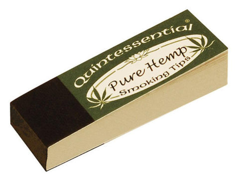 Quintessential Tips - Pure Hemp - 45/pack