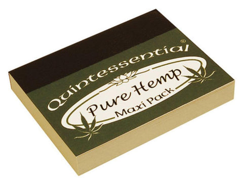 Quintessential Tips - Pure Hemp Maxi Pack - 200/pack