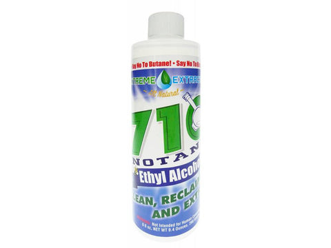 710 NoTane 8oz Ethyl Alcohol Cleaning / Extraction Solution