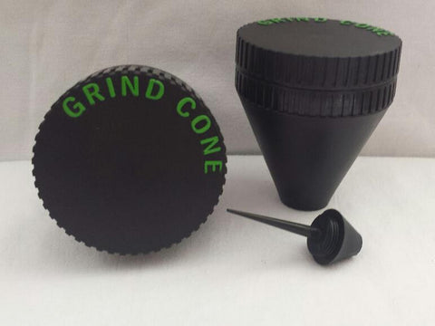 Grind-Cone Conical Herb Grinder w/ Tool