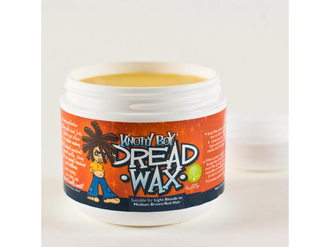 Knotty Boy Dread Wax - 4oz - Light
