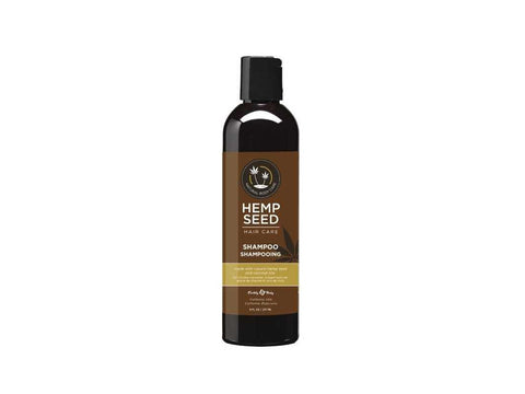 Earthly Body Hair Shampoo Hemp Seed Hair Care