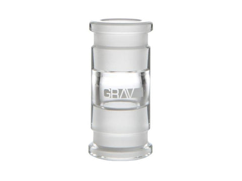 GRAV Labs Adapter Straight 19mm Female to 19mm Female - A19F
