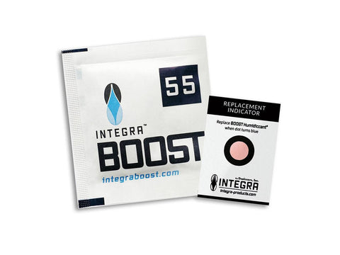 Integra Boost 2-Way Humidity Regulator Pack 55% 8g