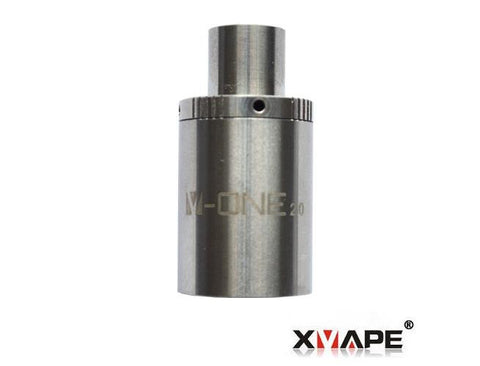 XVape V-One 2.0 Pen Vaporizer for Concentrates - Stainless Steel Mouthpiece (also fits V-One)