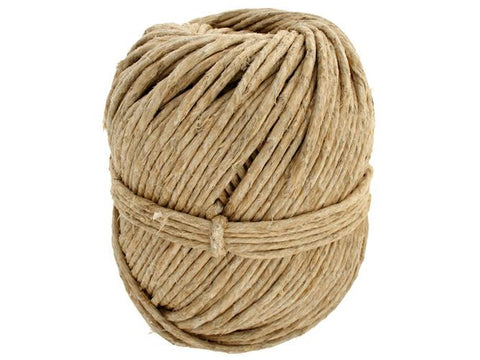 Hemp Twine 170lb - 500g Ball (200ft)