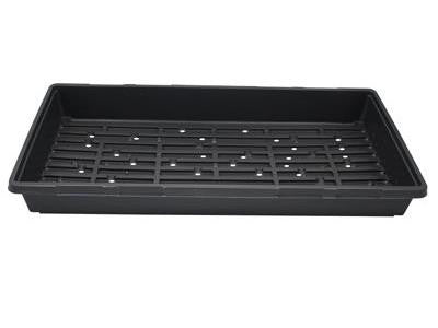 FHD Plastic Propagation Tray - With Holes Double Thick Premium 10x20""