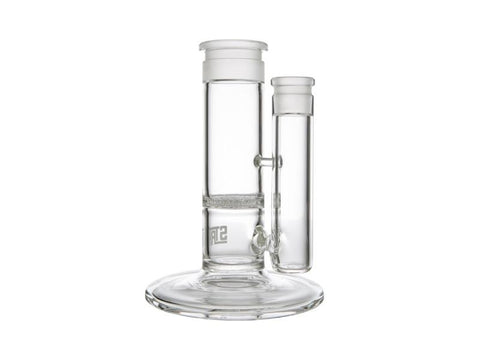 GRAV Labs STAX Build-A-Bong Base stemless Disc Perc 34mm BaB Joint 19mm Bowl 18810