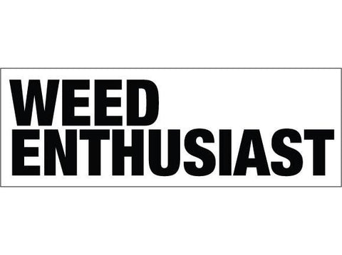 SWAG Sticker - Weed Enthusiast