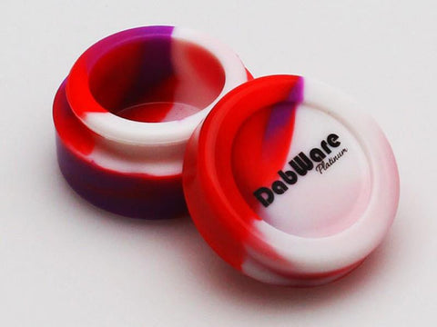 Dabware Silicone Platinum-Cured 5ml Small Dab Container DW028p