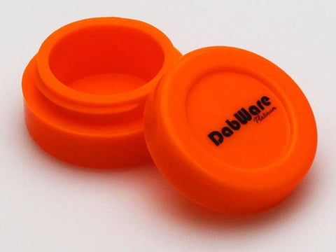 Dabware Silicone Platinum-Cured 7ml Large Dab Container DW030p