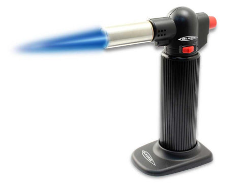 Blazer Refillable Butane Torch - Big Buddy - Choice of Colors - 20003