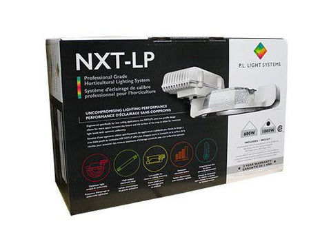 P.L. Light Systems Light Kit 1000W HPS DE 120/240V NXT-LP