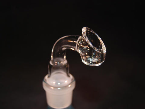 Dark Crystal Glass (DC Glass) Glob Stopper Quartz Banger - Options