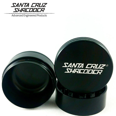 "Santa Cruz Shredder USA Medical Grade Grinder 3piece 2.75"" Large"