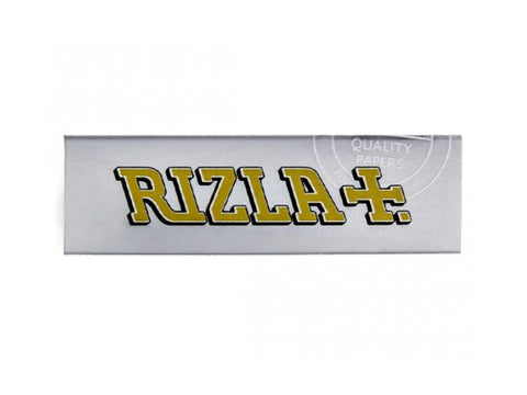 Rizla Rolling Papers Single Size Silver Single-Fold 100/pack