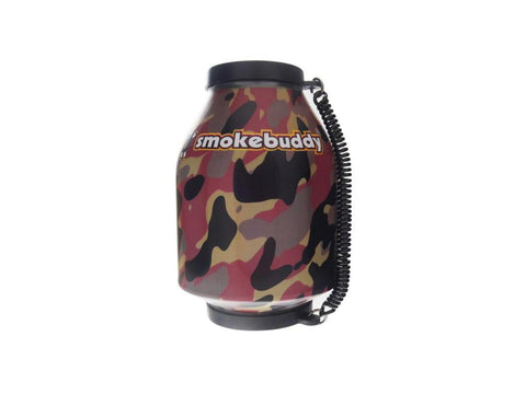 "Smoke Buddy Personal Air Filter - Large (Original) (and ""Best"" Size) - Camo Smokebuddy"