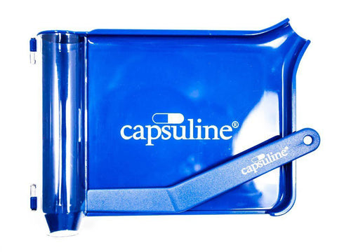 Capsuline Pill / Capsule Counting Tray - Right Handed w/ Spatula
