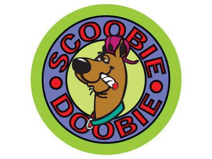 SWAG Sticker - Scoobie Doobie