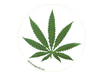SWAG Sticker - Pot Leaf
