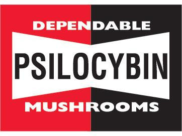 SWAG Sticker - Psilocybin