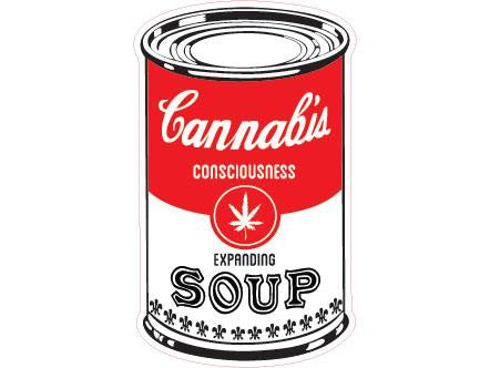 SWAG Sticker - Cannabis Soup