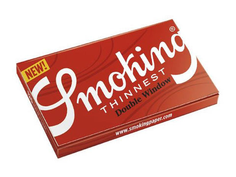Smoking Thinnest Singlewide Size 120/pack 25/box