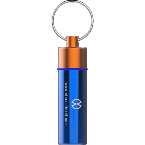 Volcano (Storz & Bickel) Vaporizers Accessory - Dosing Capsule Caddy Keychain Container
