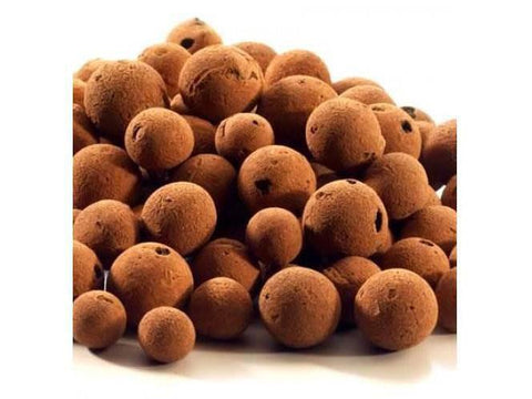 Liaflor Pop Clay Pellets Hydroponic Medium 8-16mm Round 2L Bag 22442