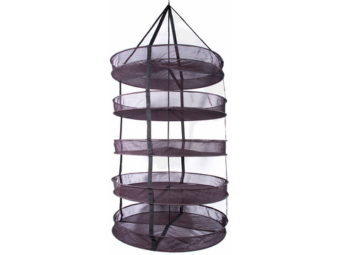 "Mammoth Grow Tents Drying Rack Dry80 27"" Diameter 5 Level 22528"
