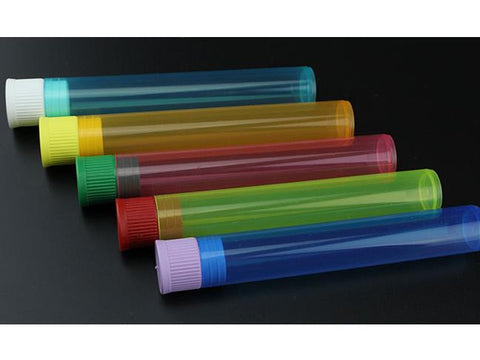DoobTube Air-Tight Joint Tube - Regular Size Translucent NO Logo Plain Single Asstd Color