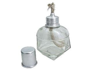 Mushroom Growing Supplies - NoName Alcohol Lamp w/ Wick 22678