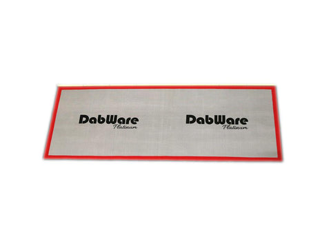 DabWare Silicone Mat Pad 96 x 36 inch 8ft x 3ft platinum cured