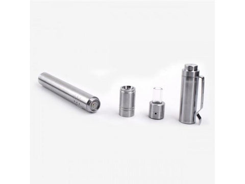 XVape Muse Pen Vaporizer For Concentrates Replacement Coil Ceramic Donut Black or Silver