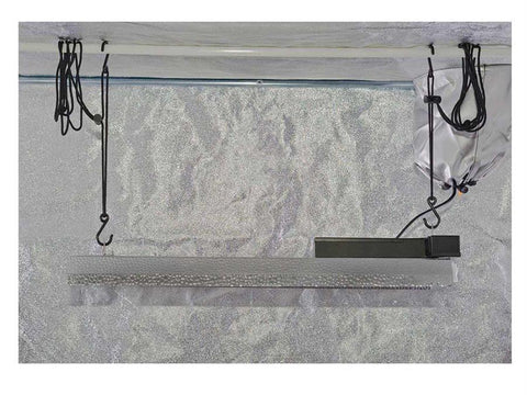 Mammoth Grow Tents Adjustable Hangers 2pk 4ft